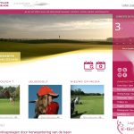 Golfvereniging Website